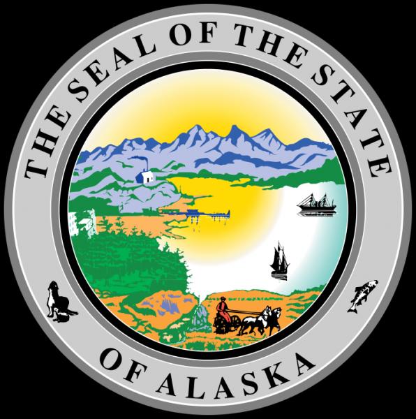 Аляска Герб штата
