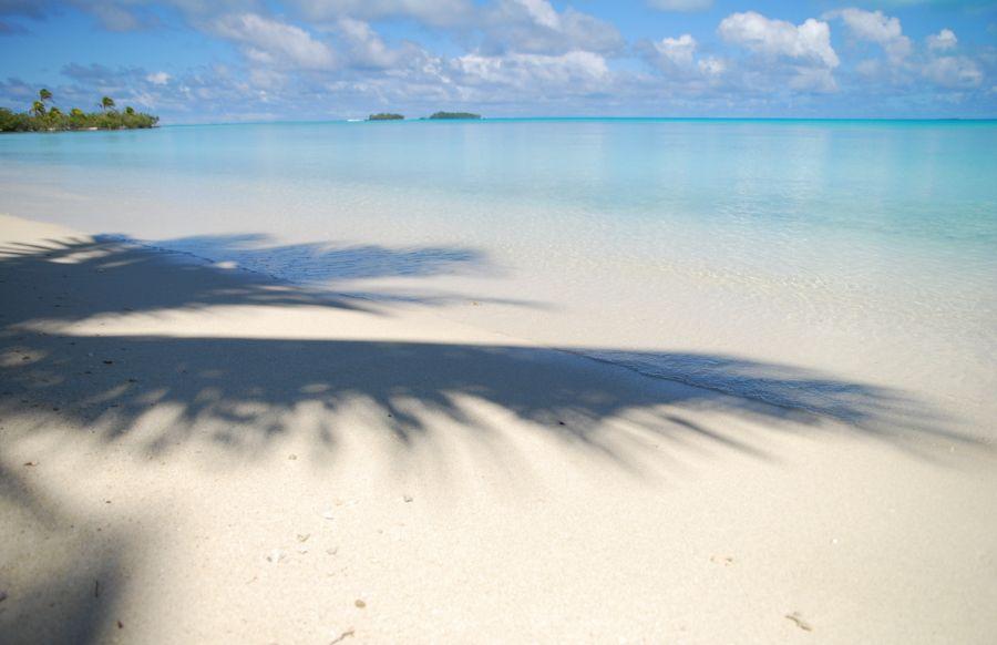 Острова Кука E51NHX Туристические достопримечательности