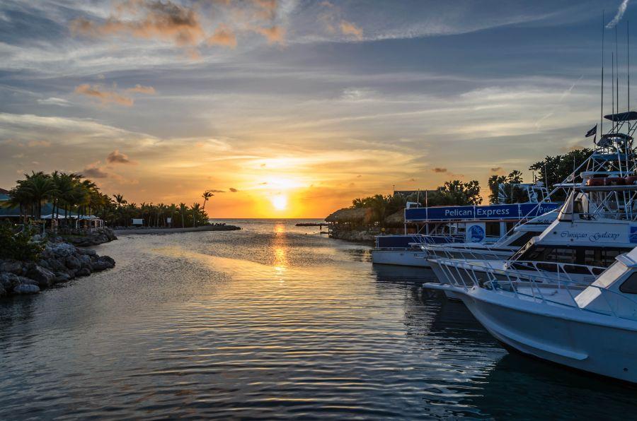Остров Кюрасао Туристические достопримечательности PJ2/PF4T