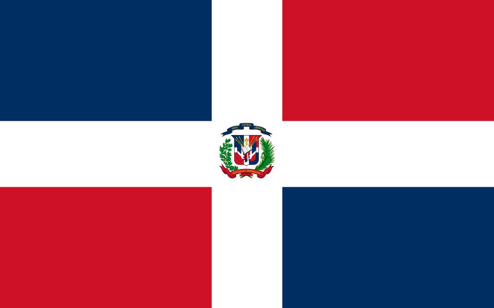 Доминиканская Республика Флаг Доминиканской Республики