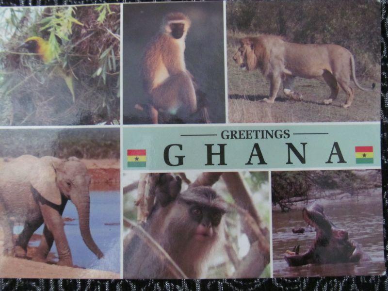 Гана 9G5ZZ