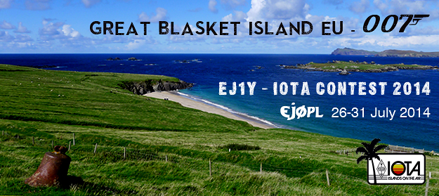 Great Blasket Island Blasket Islands EJ1Y EJ0PL DX News