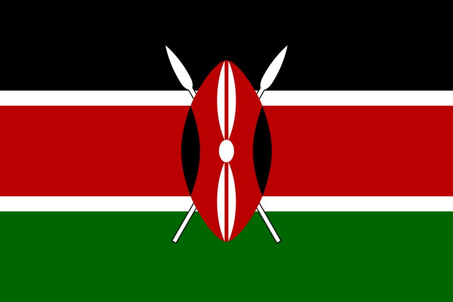 Кения Флаг Кении