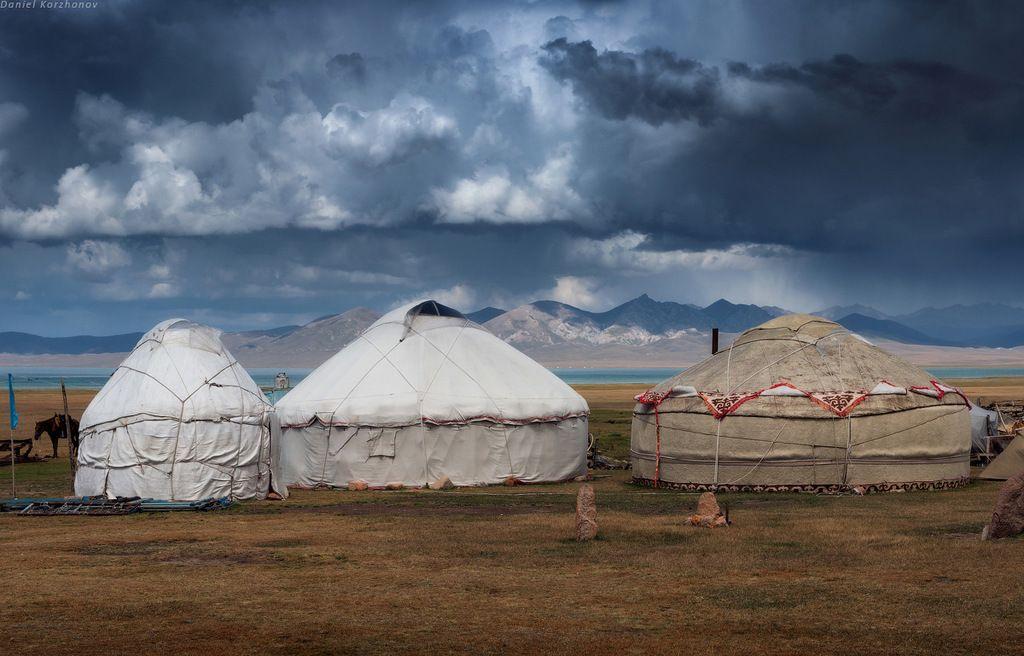 Кыргызстан EX/HB9DUR