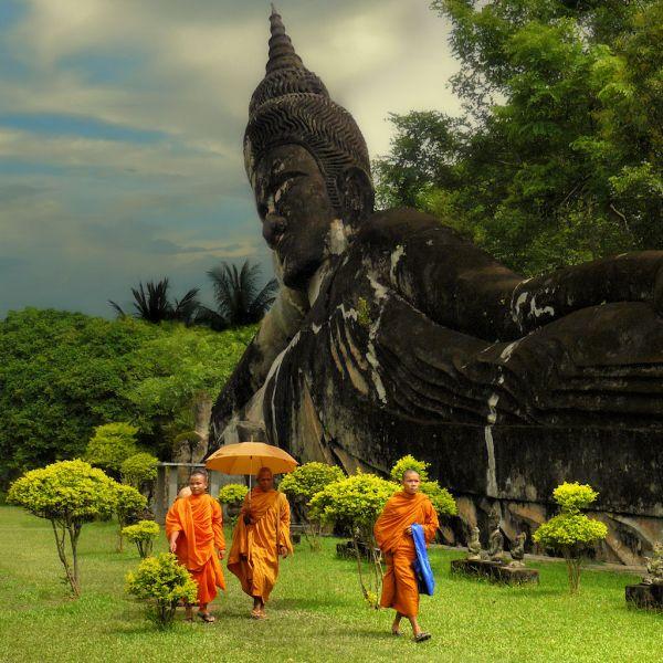 Лаос XW7T Туристические достопримечательности