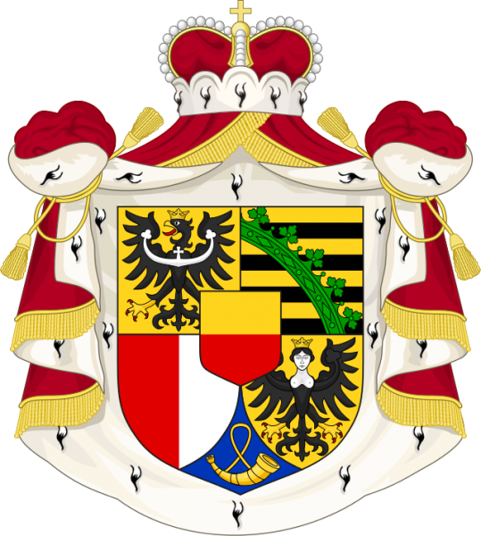 Liechtenstein Coat of Arms