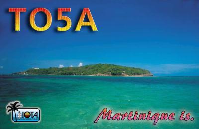 Martinique Island TO5A