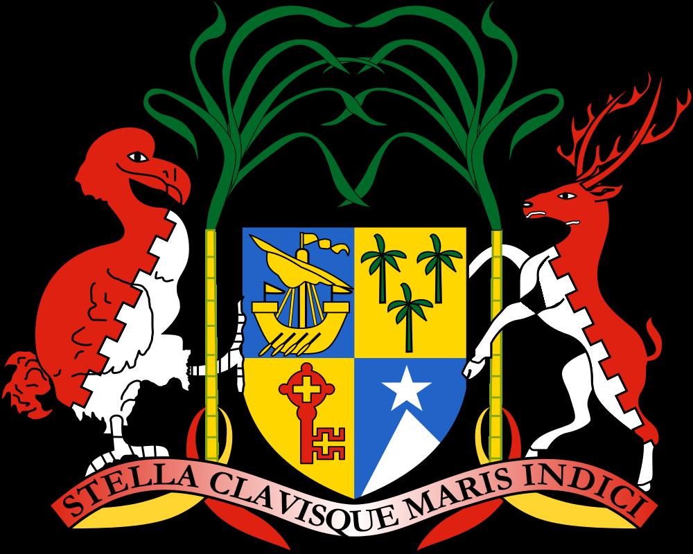 Остров Маврикий Герб Маврикия