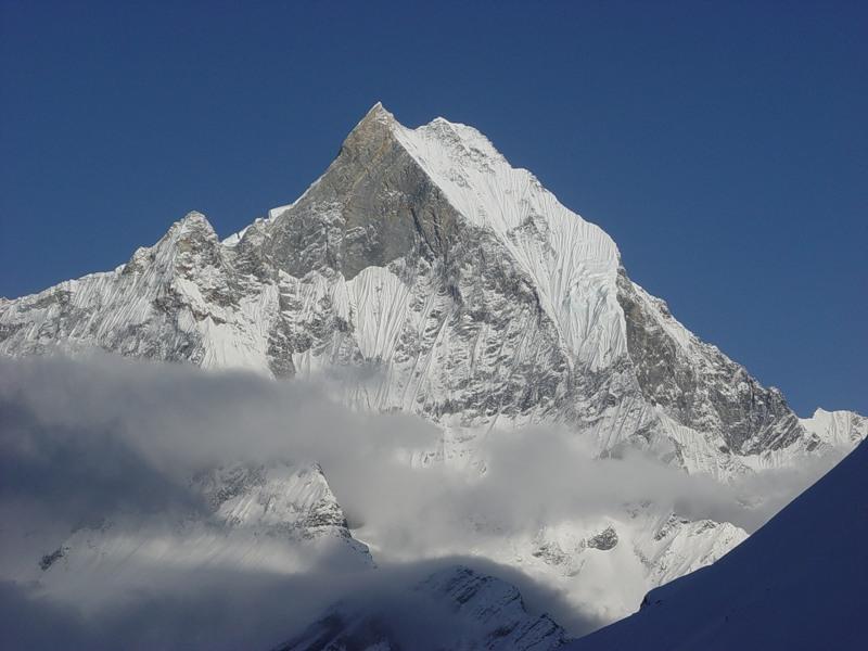 Непал 9N7SZ Гора Мачхапучхра