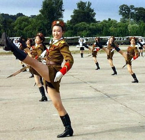 Северная Корея Проект P5 КНДР DX Новости