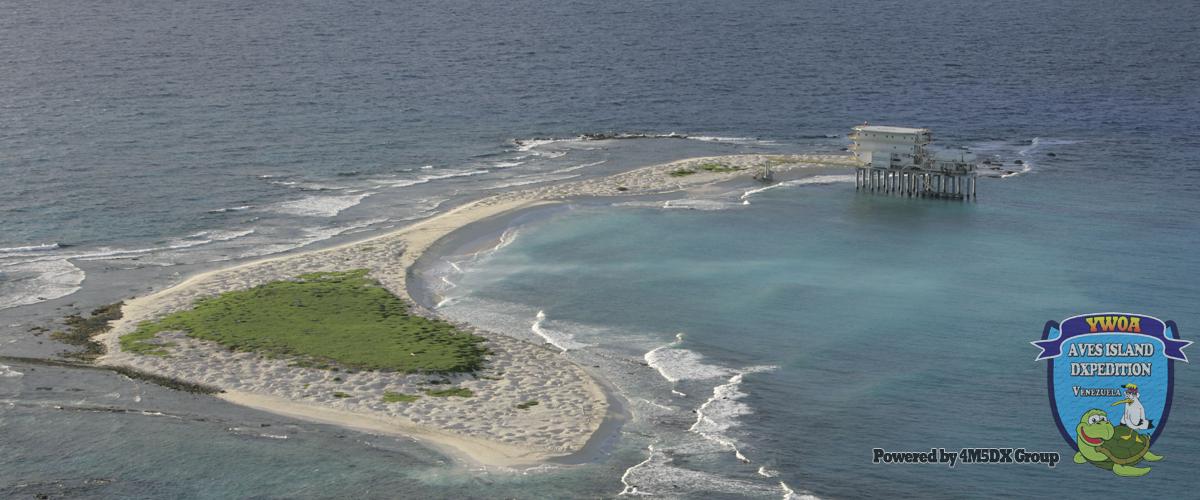 Остров Авес YW0A