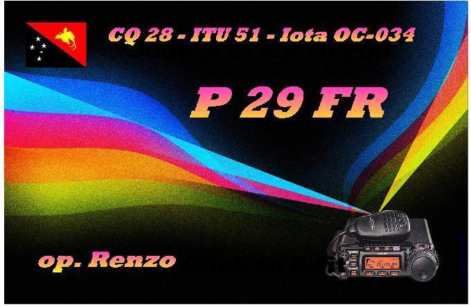 Папуа Новая Гвинея P29FR