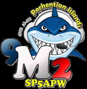 Острова Перхентиан 9M2/SP5APW
