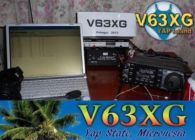 Остров Понпеи V650XG DX Новости