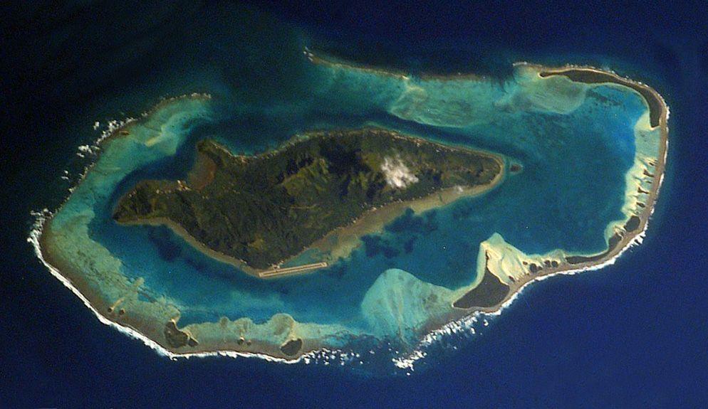 Raivavae Island Austral Islands TX6G