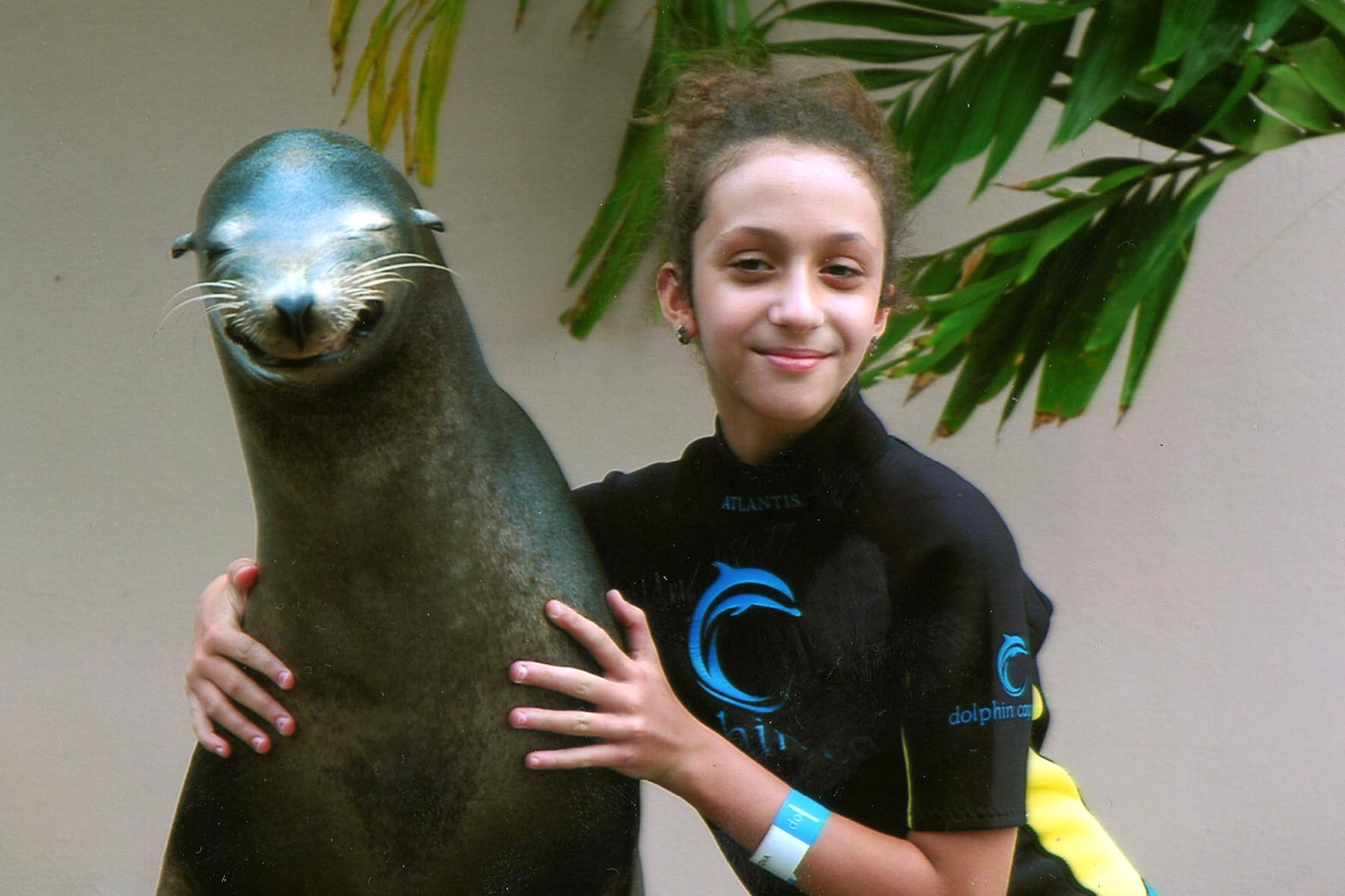 Hotel Atlantis Sea Lion Smile Maria Teimurazova