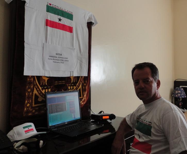 Somaliland Somalia 6O3A