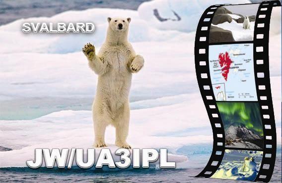 Spitsbergen Archipelago JW/UA3IPL