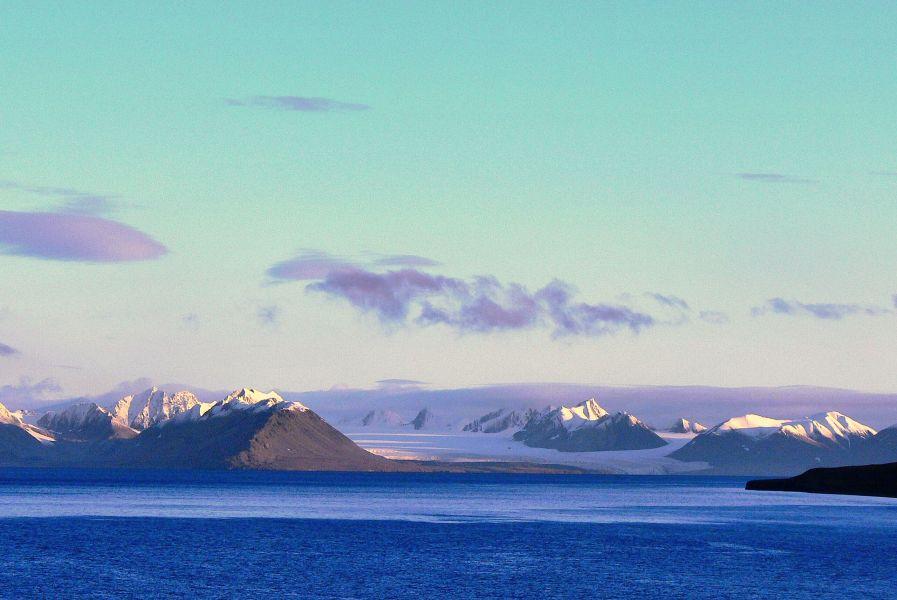 Spitsbergen Archipelago JW/UA3IPL DX News