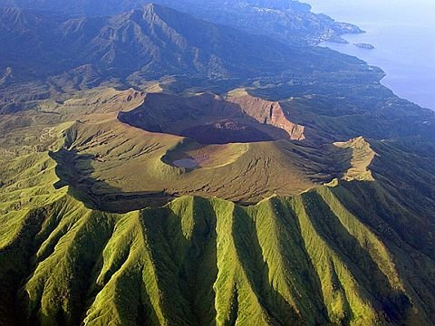 St Vincent and Grenadines Islands J8/N2IEN Volcano