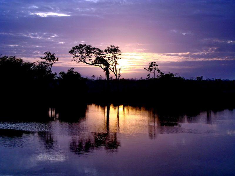 Суринам PZ5VB Туристические достопримечательности