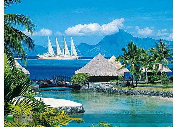 Tahiti Polynésie française FO/F6BCW
