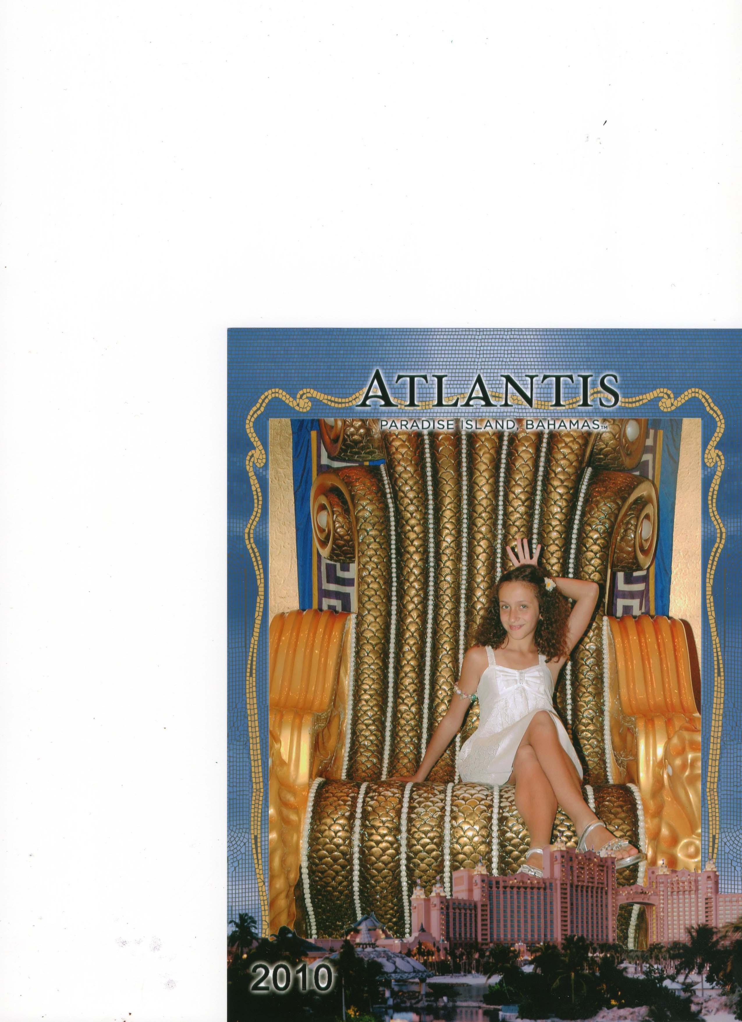Throne Hotel Atlantis Paradise Island Bahamas