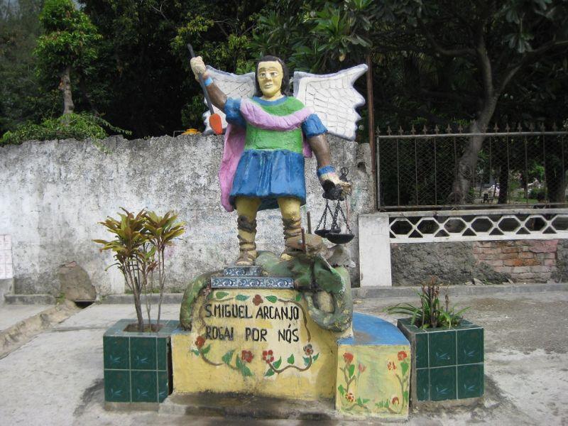 Тимор Лесте 4W/HB9FLX Туристические достопримечательности