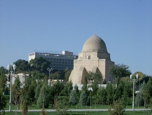Узбекистан Самарканд UK/UA1ZEY 2013 DX Новости