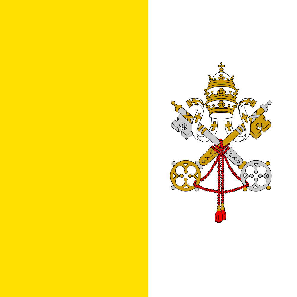 Ватикан Флаг Ватикана