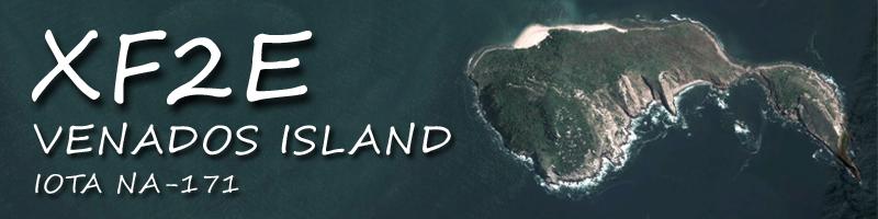 Остров Венадос XF2E DX Новости