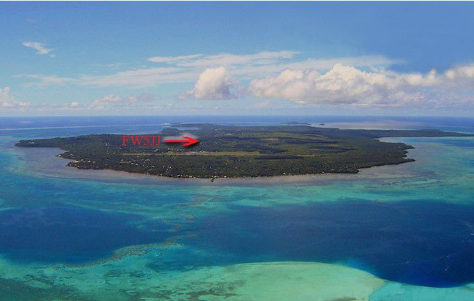 Wallis and Futuna Islands FW5JJ