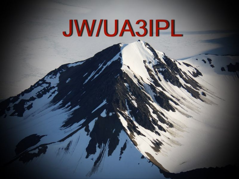 Spitsbergen Picture JW/UA3IPL